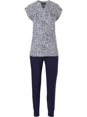 Dames pyjama cheeta print
