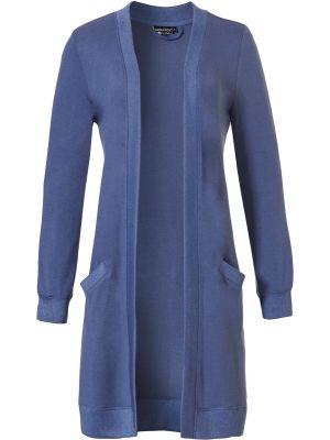 Dames vest blauw Pastunette