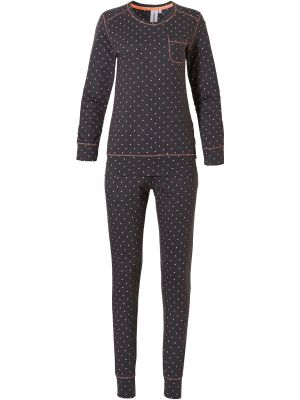 Dames pyjama stippen Rebelle