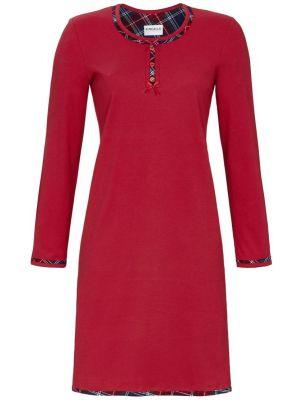 Rood dames nachthemd Ringella