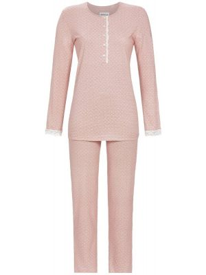 Roze Ringella pyjama 7/8 broek