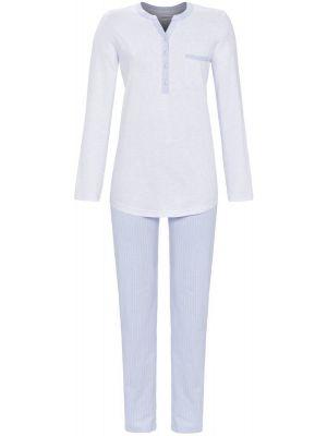 Licht blauwe Ringella pyjama