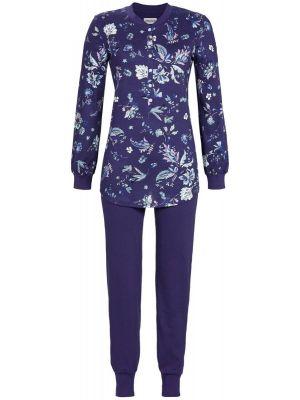 Ringella dames pyjama ultramarijn