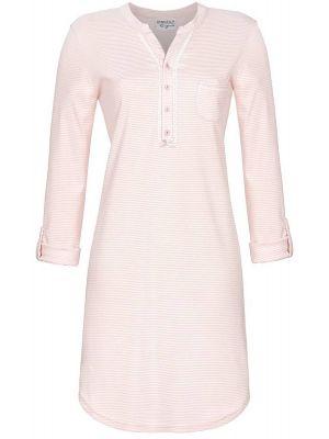 Nachthemd Ringella roze strepen