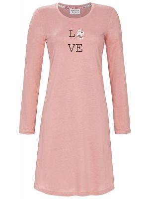 Roze nachthemd Ringella Love