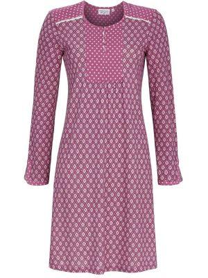 Ringella nachthemd roze
