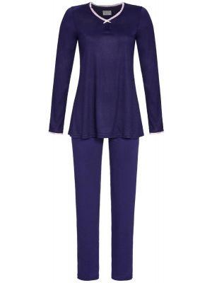 Donkerblauwe pyjama Ringella