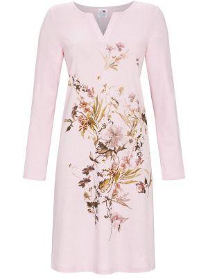 Roze sierlijke bloemen nachthemd Ringella
