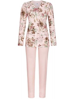 Roze bloemen pyjama Ringella