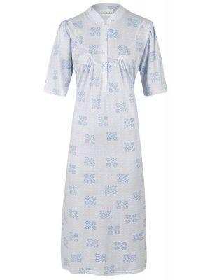 Klassiek Ringella nachthemd blauw