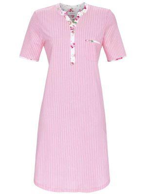 Roze gestreept nachthemd Ringella