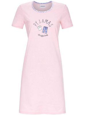 Roze Ringella zomer nachthemd