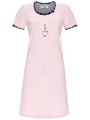 Roze Ringella nachthemd Love