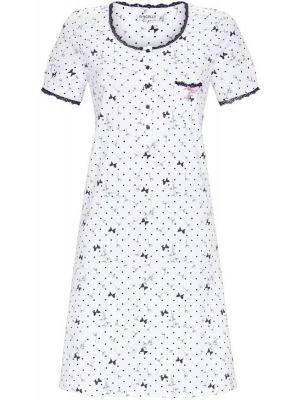Wit Ringella nachthemd