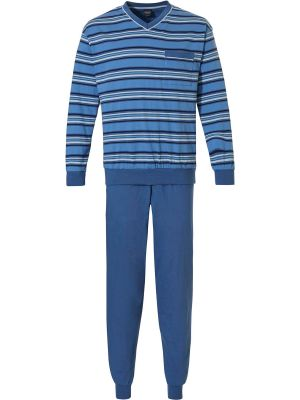 Katoenen heren pyjama Robson