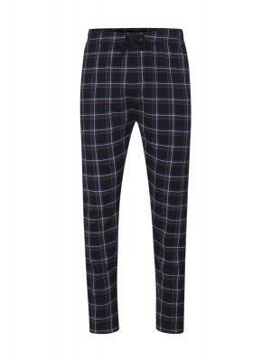 Tom Tailor geruite heren pyjamabroek