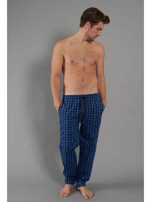 Geruite heren pyjamabroek Tom Tailor