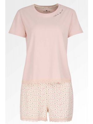 Roze Tom Tailor dames shortama