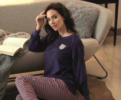 Badstof pyjama online bestellen