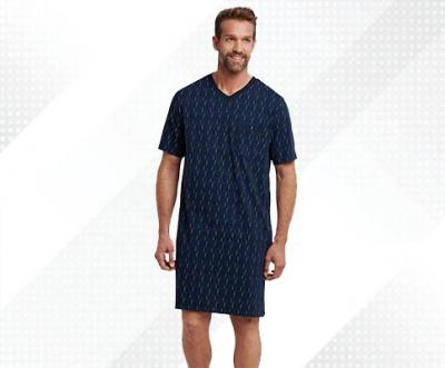 Heren nachthemd kopen